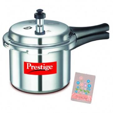 Prestige Popular Pressure Cooker 3 Ltr and Card