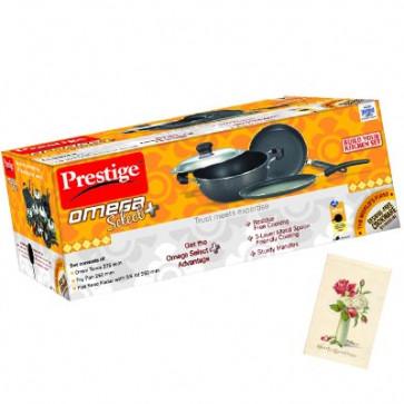 Prestige Omega Select Plus Build Your Kitchen 3 Piece