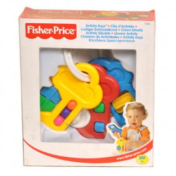 Fisher-Price Activity Keys