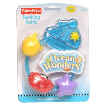Ocean Wonder Teething Rattle