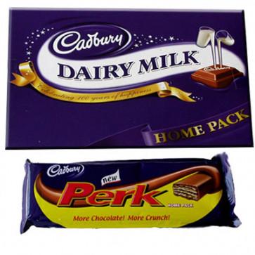 Cadbury's Hamper 3 - 9 Cadbury's Chocolate Bars