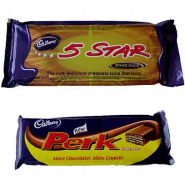 Cadbury's Hamper 4 - 12 Cadbury's Chocolate Bars
