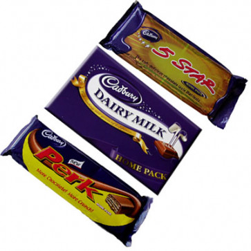 Cadbury's Hamper 5 - 15 Cadbury's Chocolate Bars