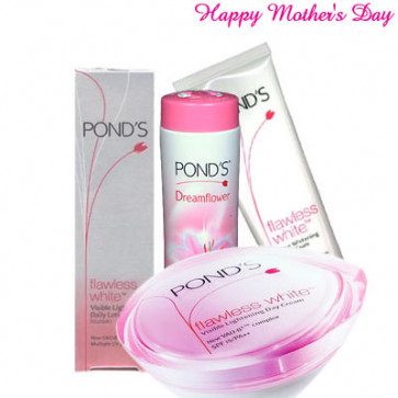Ponds Beauty Hamper and Card