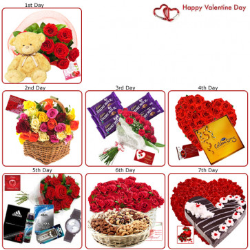Valentines 7 Day Combo