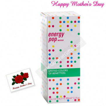 Energy Pop and Card