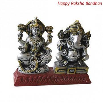 Ganesh Laxmi Idols