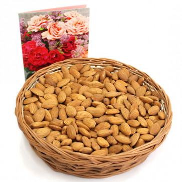 Almond Basket