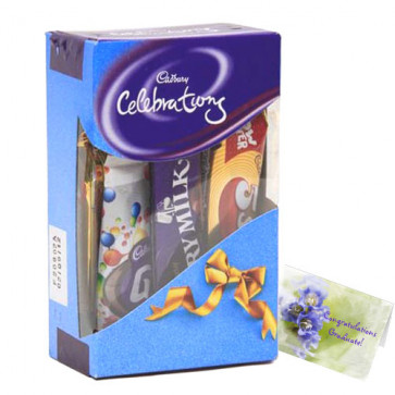 Mini Celebrations - Cadbury Celebrations Small & Card