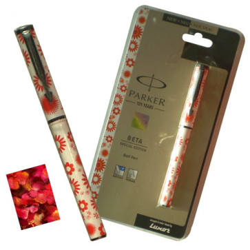 Parker Beta Special Edition Ball Pen Sunflower-Red