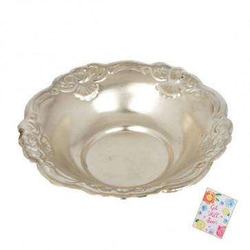 Silver Prasadpatra