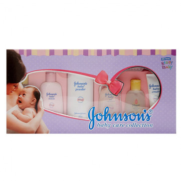 Johnson's Baby Hamper Luxury