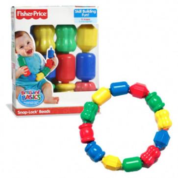 Fisher Price Snap-Lock Beads Shape