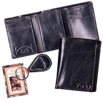 Black Fold Wallet