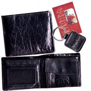 Royal Leather Wallet
