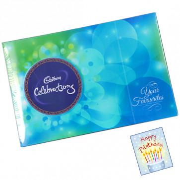 Cadbury's Celebrations Pack