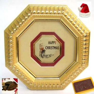 8 Corner Christmas Frame