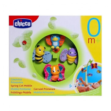 Chicco - Spring Cot Mobile