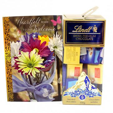 Lindt Swiss Premium Chocolates