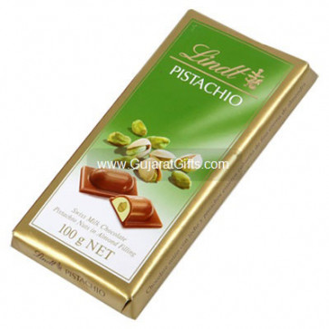 Lindt Pistachio Swiss Milk Chocolate