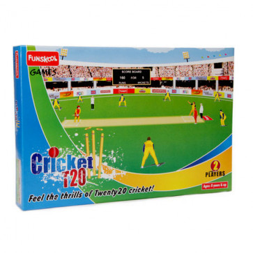 Funskool Cricket T20 Board Game