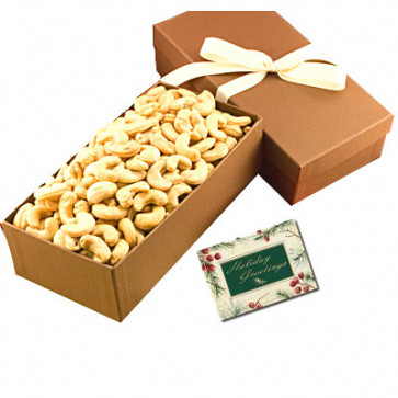 Cashew Box