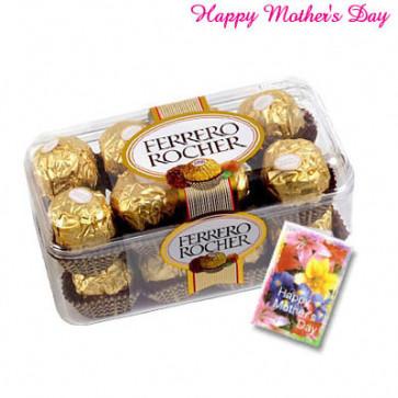 Ferrero Rocher - Ferrero Rocher 16 Pcs and Card