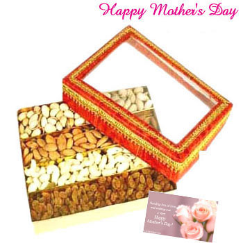 Assorted Dryfruits - Assorted Dryfruits 200 gms and Card
