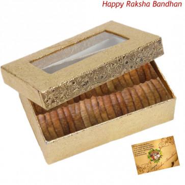 Anjeer Box 500 gms (Rakhi & Tika NOT Included)