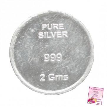 Silver Coin (2 Grams)