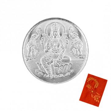 Silver Laxmi Coin (5 Grams)