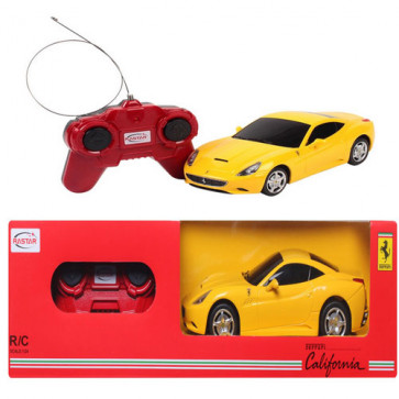 Rastar Ferrari California (Yellow)