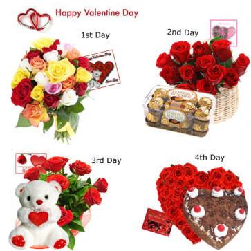 Valentine 4 Days Combo