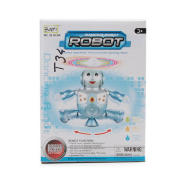 SH Musical Dancing Robot Toy