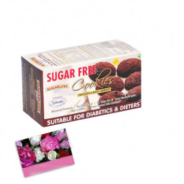 Sugarless Bliss Cookies Natural Fig Biscotti