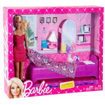 Barbie Sweet Bedroom