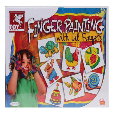 Toykraft Finger Painting