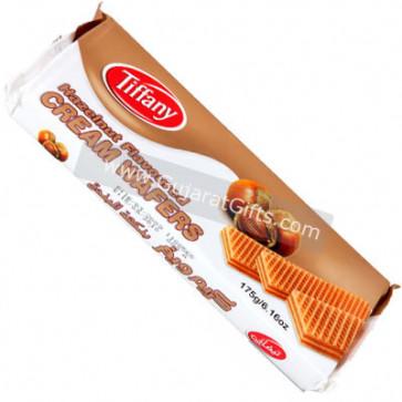 Hazelnut Cream Wafers