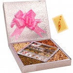 All Time Treat - Kaju Mix 500 gms, Assorted Dry fruits 500 gms