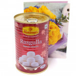 1 Kg Sweet - Haldiram Rasgulla 1 kg