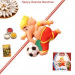 Cute Ganesha Rakhi