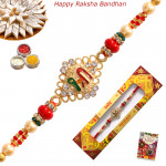 Elegant Shree Diamond Rakhi
