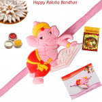 Adorable Ganesha Rakhi