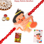 Stylish Hanuman Rakhi