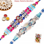 Set of 2 Rakhis - Fancy Rakhi set