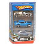 Hotwheels Set of 3 Cars