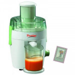 Prestige Centrifugal Juicer 250 watts and Card