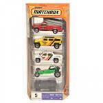 Matchbox Set of 5 Cars