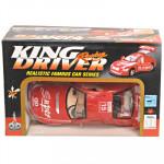 King Driver Racing Car