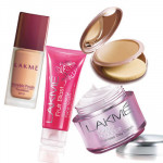 Lakme Total Care - Face Wash + Day Cream + Compact + Foundation